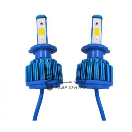 لامپ H7(دوفیش) LED Headlight (جفت )