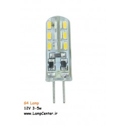 لامپ سوزنی 12 ولت LED آفتابی