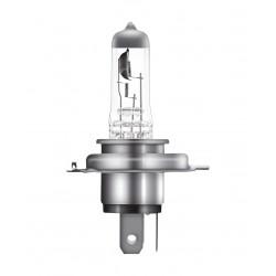 لامپ H4 (سه فیش) نایت ریسر(90درصد) اسرام آلمان + هدیه