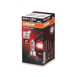 لامپ H11 سیلوراستار اسرام آلمان