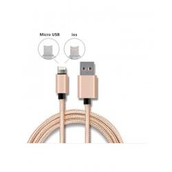 کابل تبدیل USB به لایتینگ