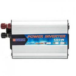 مبدل برق خودرو 500 وات مورکس