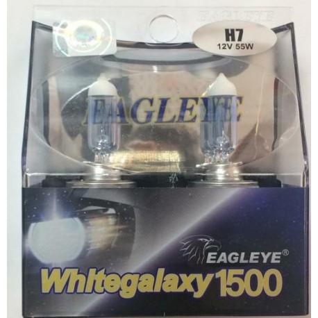 لامپ H7 ایگل با 130درصد روشنایی بیشتر