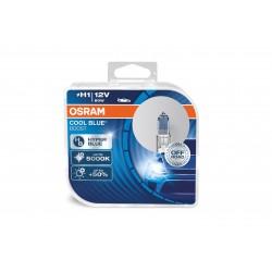 لامپ H1 نورسفید Cool Blue Boost اسرام ( جفت )