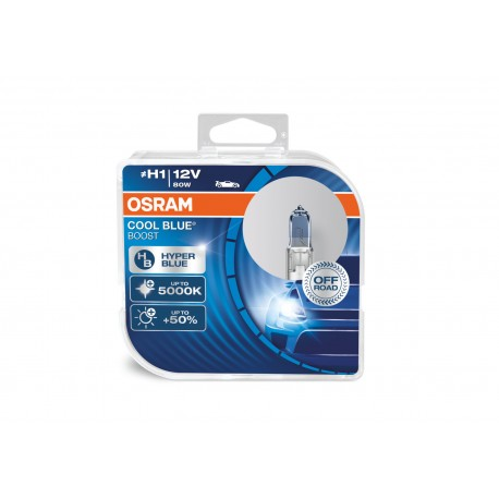 لامپ Cool blue boost H1 اسرام ( جفت )
