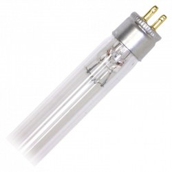 لامپ UVC با توان 8 وات به همراه قاب مخصوص