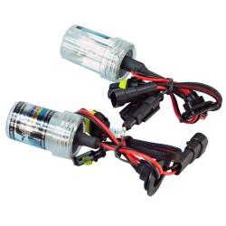 لامپ زنون 9006 نورسفید 8000 کلوین