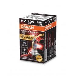 لامپ H7 نایت بریکر 200 اسرام