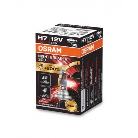 لامپ نایت بریکر 200 اسرام