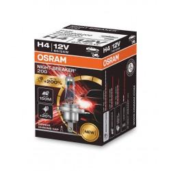 لامپ H4  نایت بریکر 200 اسرام
