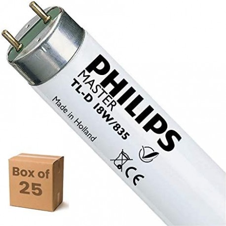 لامپ فلورسنت 18 وات فیلیپس/835